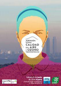"""Jornada """"Calidad del aire y ozono troposférico"""" @ FUHEM   Madrid   Comunidad de Madrid   España"""