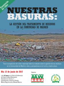 """Presentación vídeo-reportaje """"Nuestras basuras"""" @ Centro Cultural Buenavista   Madrid   Comunidad de Madrid   España"""