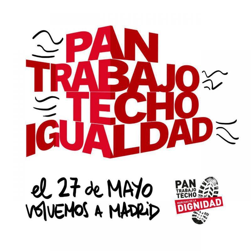 Marchas de la Dignidad @ De Neptuno a Gran Vía | Madrid | Comunidad de Madrid | España