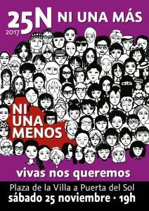 Manifestación contra las violencias machistas @ Plaza de la Villa | Madrid | Comunidad de Madrid | España