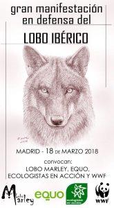 Gran manifestación en defensa del Lobo Ibérico @ De Atocha a Sol | Madrid | Comunidad de Madrid | España