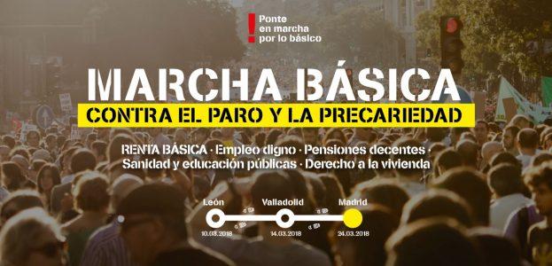 Marcha Básica contra el paro y la precariedad @ Madrid | Madrid | Comunidad de Madrid | España