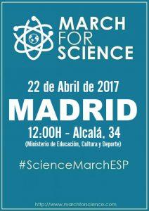 Marcha por la Ciencia @ Ministerio de Educación | Madrid | Comunidad de Madrid | España
