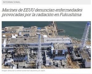 marines fukushima