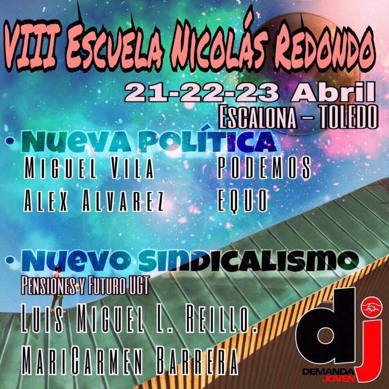 Escalona - Debate sobre nueva política @ Escalona | Escalona del Alberche | Castilla-La Mancha | España