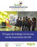 Nos unimos a la campaña Yo Trabajo Positivo, contra la discriminación laboral a personas con VIH