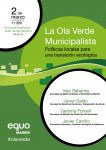 Ven a conocer las políticas verdes que estamos llevando a cabo en varios municipios madrileños