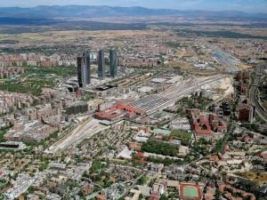 Paseo por los terrenos de la Operación Chamartín @  Estación de Cercanías de Fuencarral | Madrid | Comunidad de Madrid | España