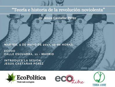Club de Lectura Petra Kelly @ Espacio Ecooo | Madrid | Comunidad de Madrid | España