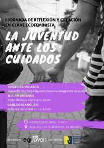 I Jornada de creación y reflexión en clave ecofeminista @ Sede del Consejo de la Juventud | Madrid | Comunidad de Madrid | España