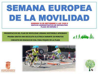 Florentina Carrasco presenta el nuevo Plan de Movilidad Urbana Sostenible en el Boalo, Cerceda y Mataelpino @ Mataelpino, Madrid | Mataelpino | Comunidad de Madrid | España