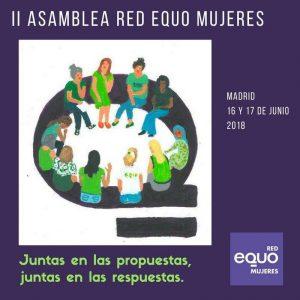 II Asamblea Red EQUO Mujeres