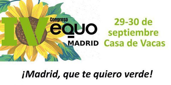 IV Congreso de EQUO Madrid @ Casa de Vacas de El Retiro | Madrid | Comunidad de Madrid | España
