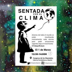 Sentada por el Clima @ Café de Floridablanca