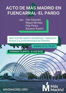+Madrid Fuencarral-El Pardo @ Anfiteatro Marta Rodríguez Tarduchy