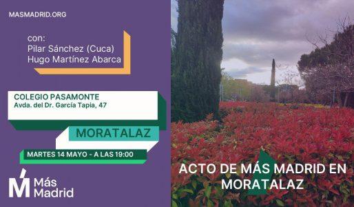 +Madrid Moratalaz @ Colegio Pasamonte