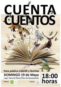 Cuentacuentos Miraflores @ Plaza del Álamo, 28792 Miraflores de la Sierra, Madrid, España