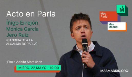+Madrid Parla @ Plaza Adolfo Marsillach