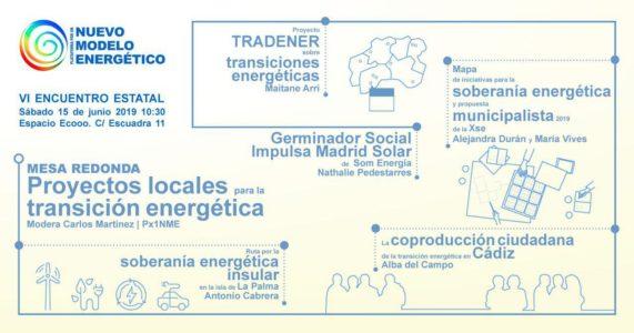 Proyectos locales para la transición energética @ Espacio Ecooo