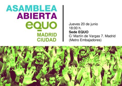 Asamblea Madrid Ciudad