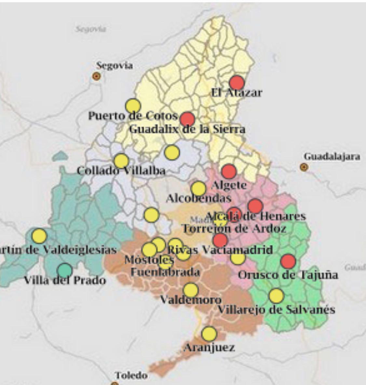 EQUO insta a la Comunidad de Madrid a asumir su responsabilidad en el control de la contaminación atmosférica