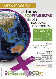 políticas ecofeministas