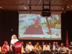 EQUO-IU y Más Madrid presentan su candidatura