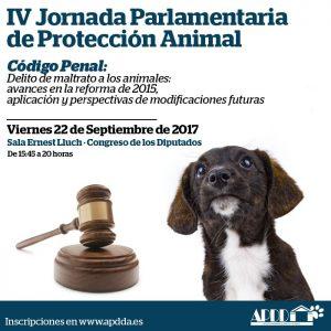 IV Jornada Parlamentaria de Protección Animal @ Congreso de los Diputados | Madrid | Comunidad de Madrid | España