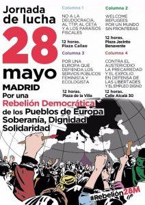 rebelión democrática