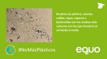 EQUO reclama medidas urgentes para reducir la presencia de plásticos en las playas españolas