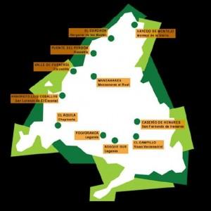 Los Centros de Educación Ambiental de Madrid desde tu casa @ Desde tu casa