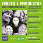Mesa de Debate Ecofeminista organizada por la Red Equo Mujeres en el marco de la COP25